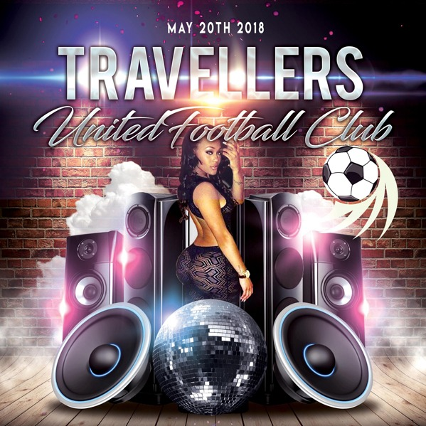 Travellers United Football Club - Annual Dance Fundraiser