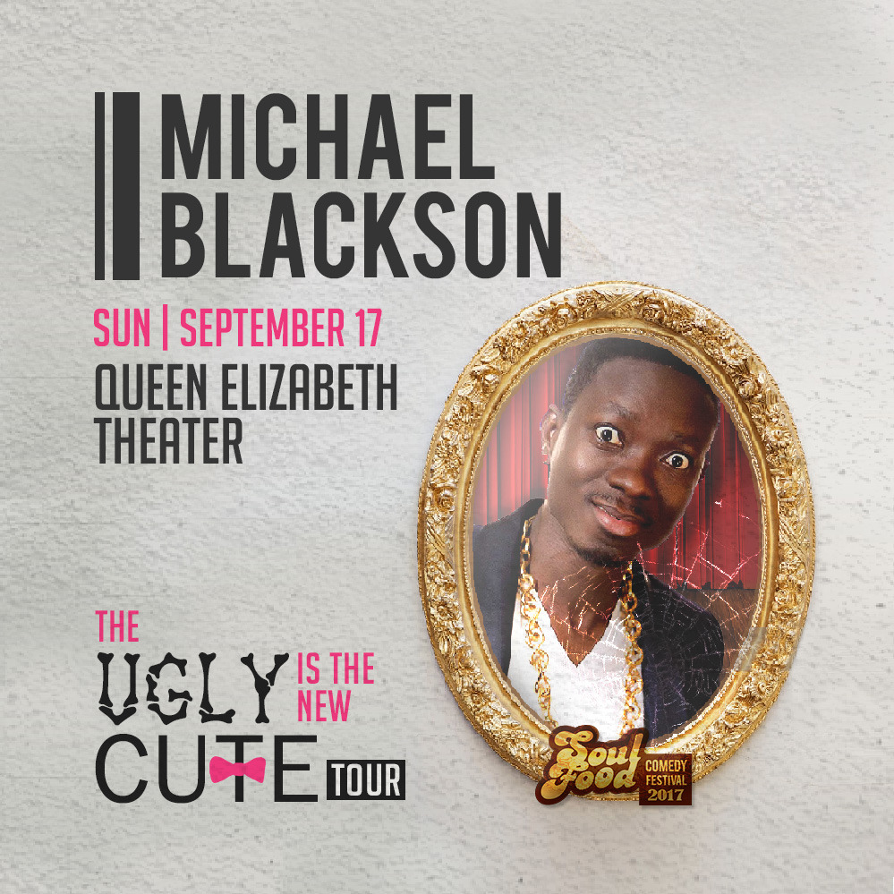 Ugly is the New Cute (Soul Food Comedy Festival 2017)