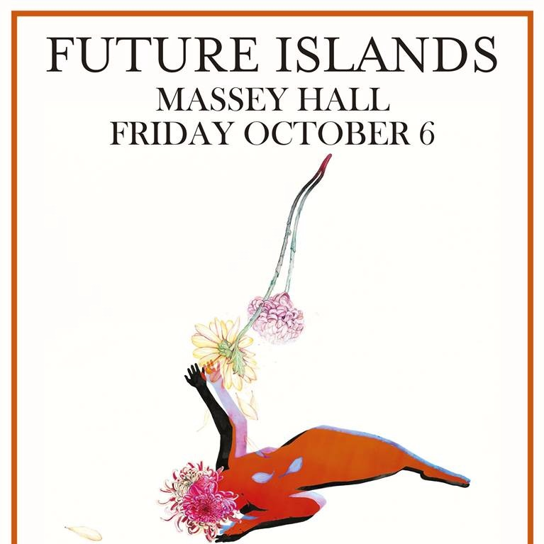 Future Islands at Massey Hall