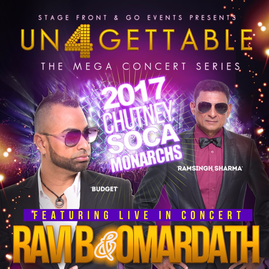 UNFORGETTABLE - THE MEGA CONCERT SERIES