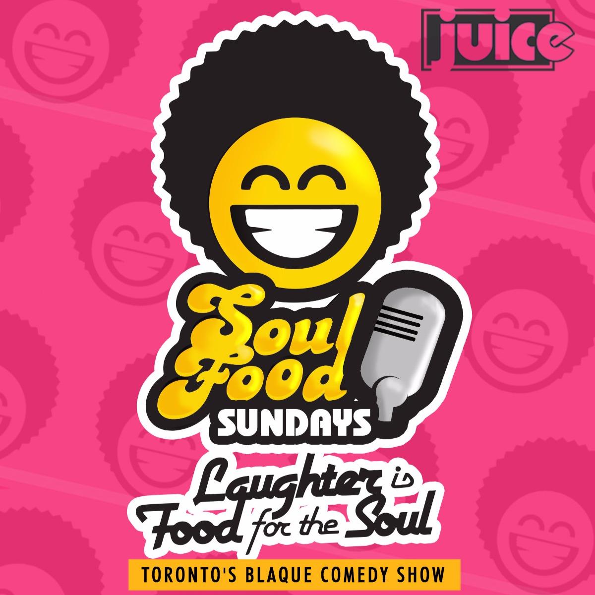 JUICE presents Soul Food Sundays (March)