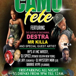 The Official Carnival - CAMO FETE