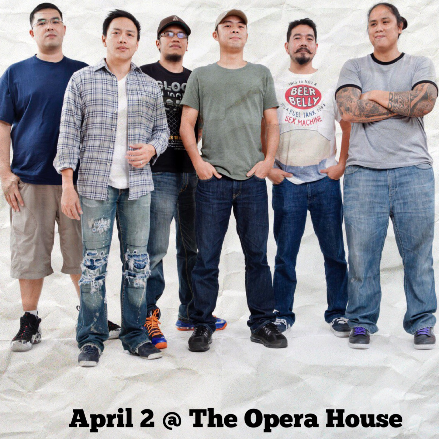 Parokya ni Edgar (Pogi Years Old) Live in Toronto