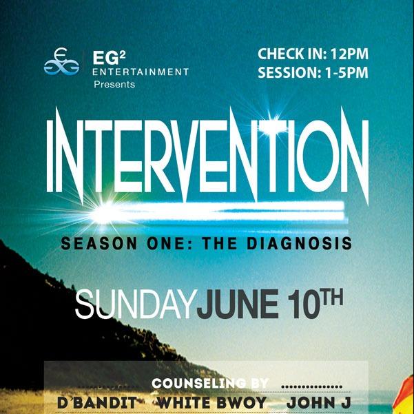 Intervention Season One - Diagnosis