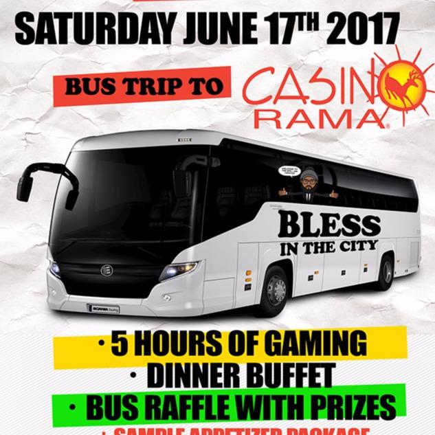 casino rama bus trip