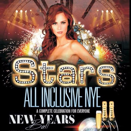 Stars All Inclusive NYE 2017