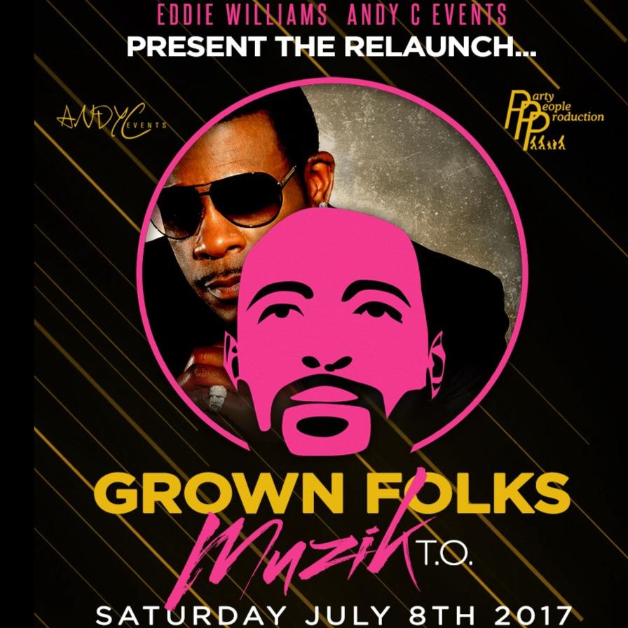 Grown Folks Music T.0 - summer edition