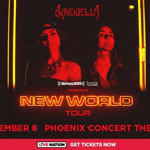 Krewella at Phoenix Concert Theatre