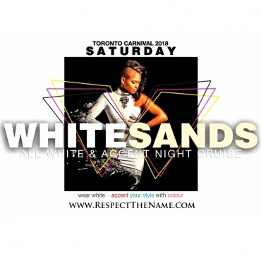 Whitesands Carnival - White & Accent Boat Cruise