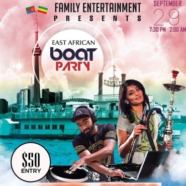 East African Boat Party