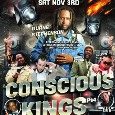 CONSCIOUS KINGS PART4