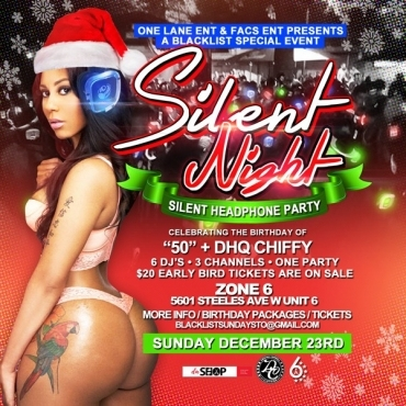Silent Night \ Silent Headphone Party