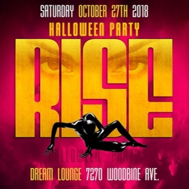 Rise Halloween Party