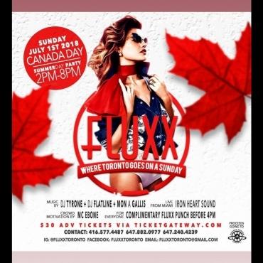 FLUXX CANADA DAY