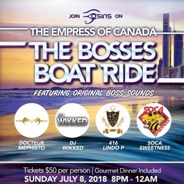 The Bosses Boat Ride