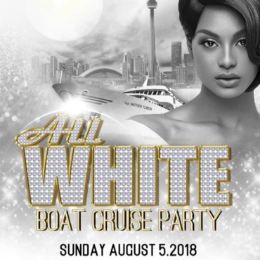 All White Boat Cruise Party 2018