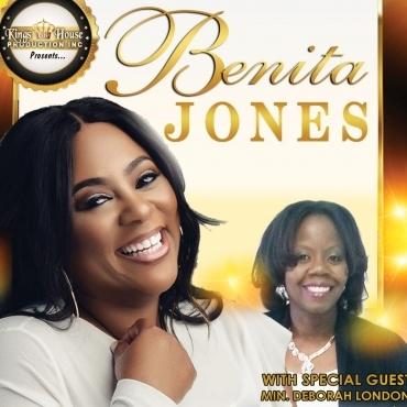 BENITA WASHINGTON-JONES AT WORSHIP ENCOUNTER 7 TORONTO