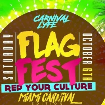 FLAG FEST 2018 MIAMI CARNIVAL EDITION