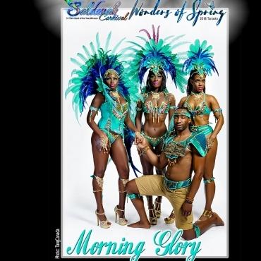 Morning Glory - Saldenah