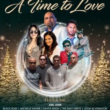 A TIME TO LOVE - JOEL JOHN AND FRIENDS IN CONCERT