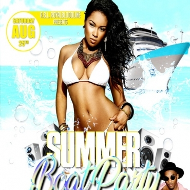 Summer Boat Party \ All White Party