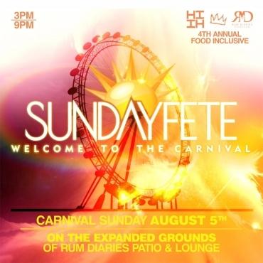 SunDayFete | Toronto's Ultimate Outdoor