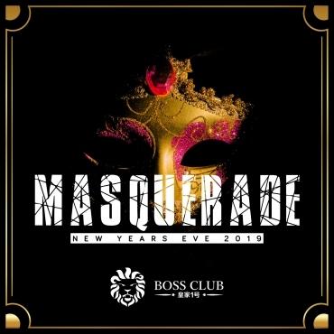 Masquerade New Years Eve