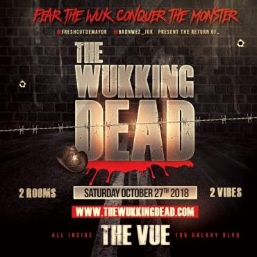THE WUKKING DEAD 2018