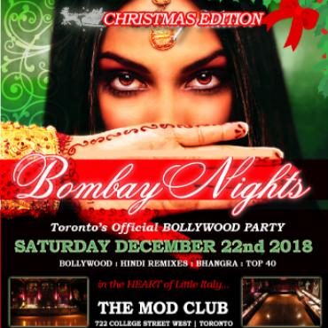 BOMBAY NIGHTS: CHRISTMAS EDITION