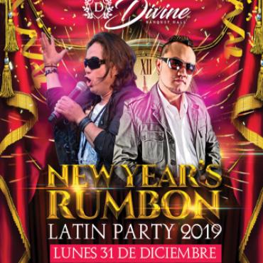 New Year's Rumbon -- Latin Party