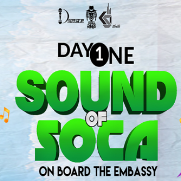 DAY 1NE - SOUND OF SOCA