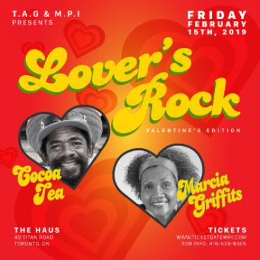 LOVERS ROCK -- VALENTINE EDITION