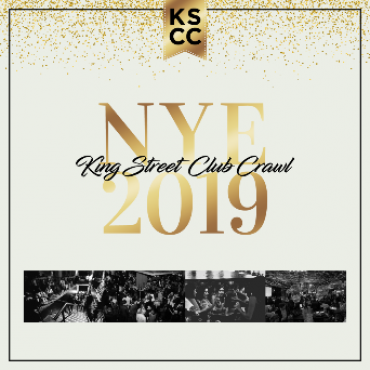 TORONTO NEW YEARS EVE KING STREET CLUB CRAWL 2019