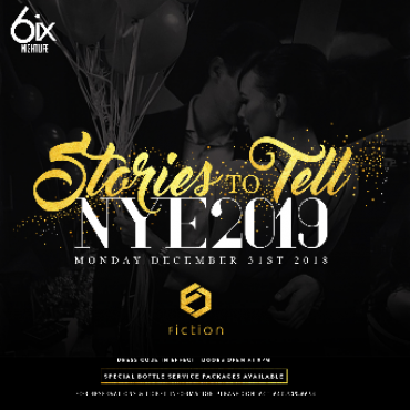 Nye 2019 @ Fiction Nightclub | The Biggest New Years Eve Party In Toronto!