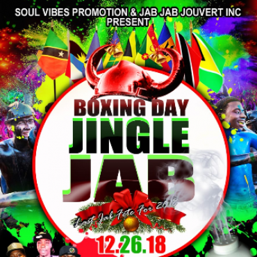 BOXING DAY - JINGLE JAB