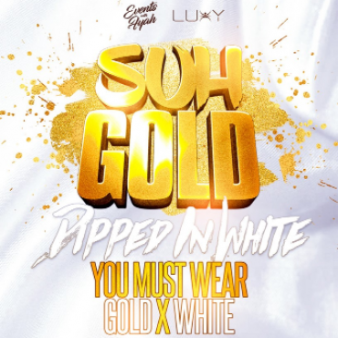 SUH GOLD | 'Dipped In White' Long Weekend Sunday I...