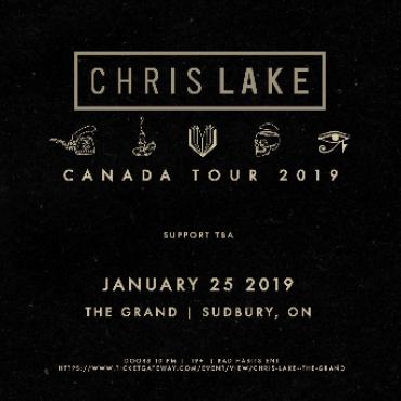Chris Lake @ The Grand