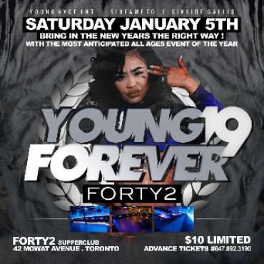 YOUNG FOREVER 2019