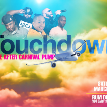 TOUCH DOWN -- The After Carnival Pump