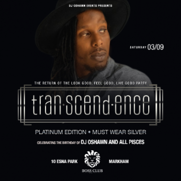 Transcendence 2019