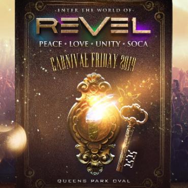 RevelNation - Peace Love Unity Soca
