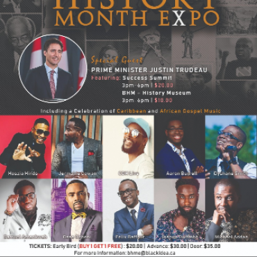 National Black History Month Expo