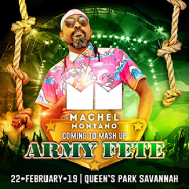 ARMY FETE - CARNIVAL 2019