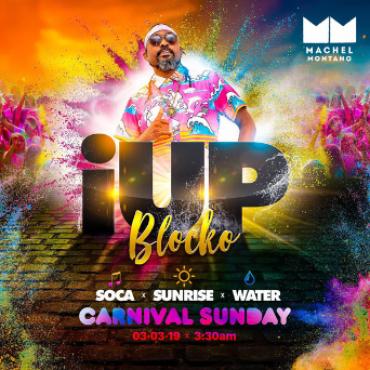 iUP - Blocko - Carnival Sunday
