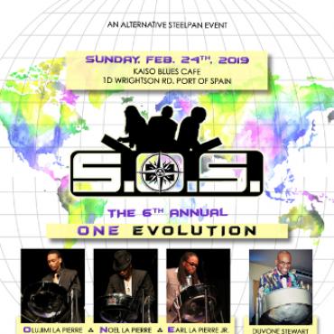 SONS OF STEEL - O.N.E.Evolution