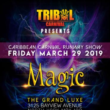 Tribal Carnival -- Caribbean Carnival Runway Show -- Magic