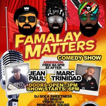 Famalay Matters Comedy Show