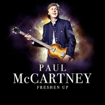 Paul Mccartney in Madison, WI