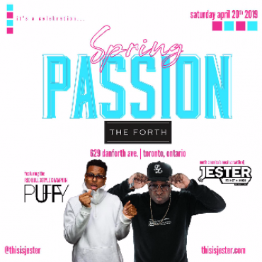 Spring Passion ft Jester and Dj Puffy