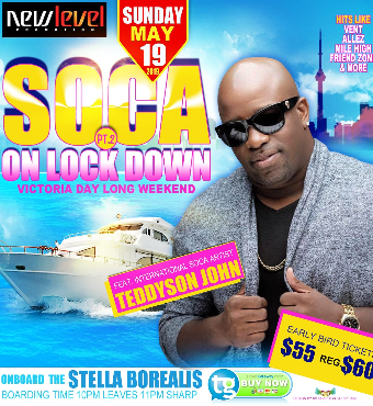 SOCA ON LOCK DOWN